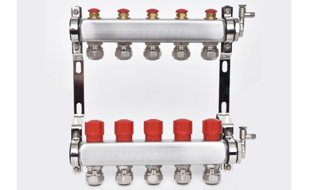 AFFG-005AD Manifolds Automatic With Drain Valves