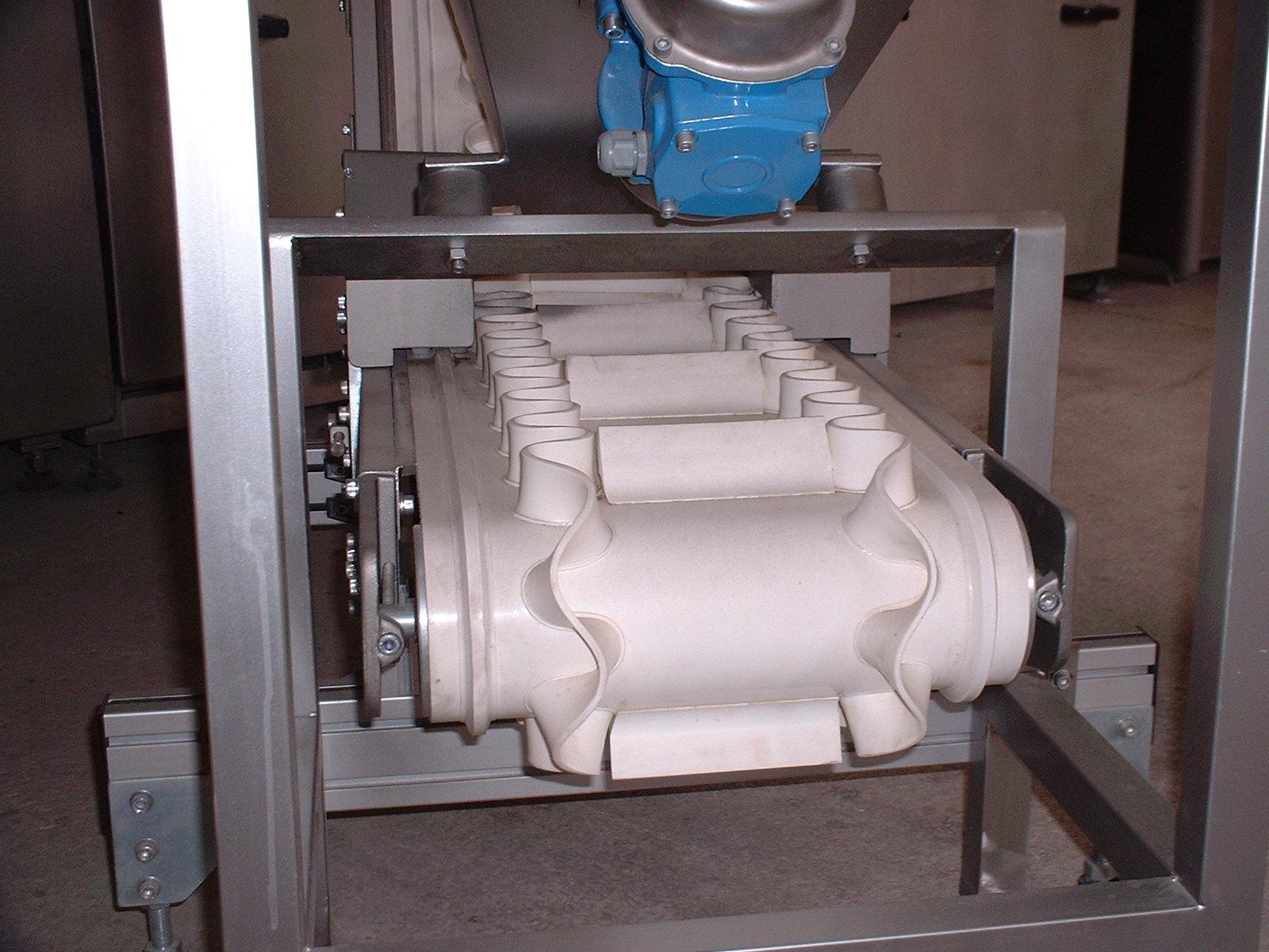 Ziligen PVC belts for food industry