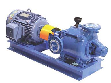 Multi-stage turbine pump