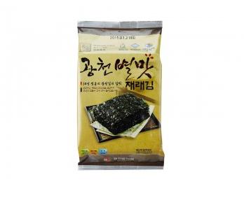 Gwangcheon BYUL MAT Assaisonné Laver-Small Size Laver traditionnelle 3 Bundle Emballage