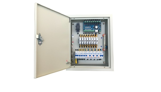Electricity Application IP66 Network Cabinet CONTROL BOX with Custom Function