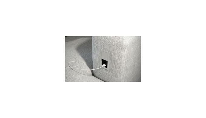 Die hochwertigen Ecksteckdosen werden zu einem grossen Teil direkt bei uns in Muri gefertigt. So kön...