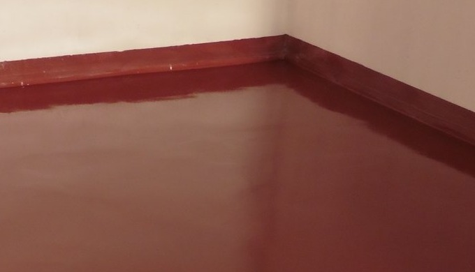 Designed to be applied as a continuous floor coating on concrete with or without the use of a primer...