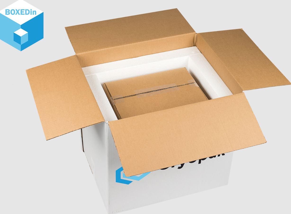 Emballage BOXEDin de Cryopak