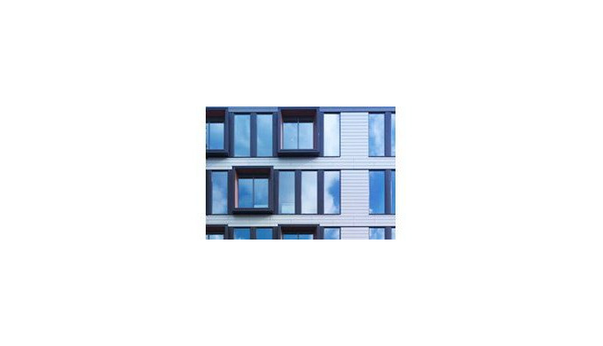 Fönster Dörrar Fasad Brandskydd