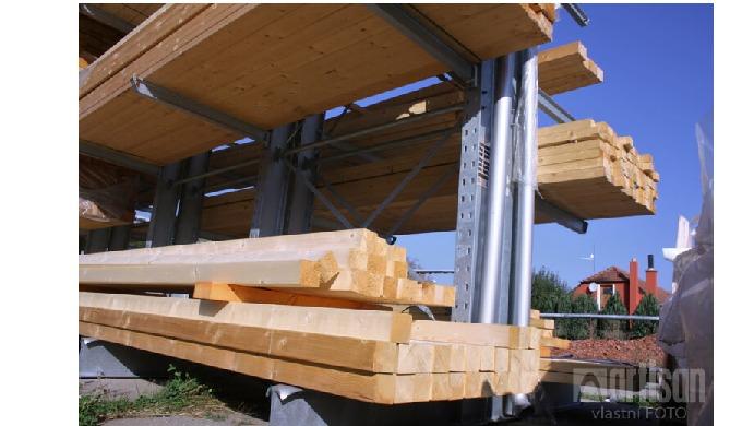 Široká nabídka dřevomateriálu, barev a laků a montážního materiálu: - palubky do interiéru i exterié...