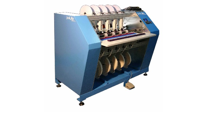 Hanger collection mounting machine type MB