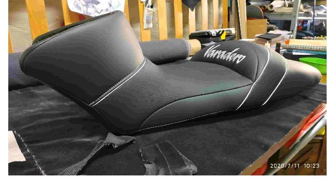La Sellerie-BAO restaure siège auto, capote, selle moto, équipement bateaux, voile d'ombrage, bâche ...