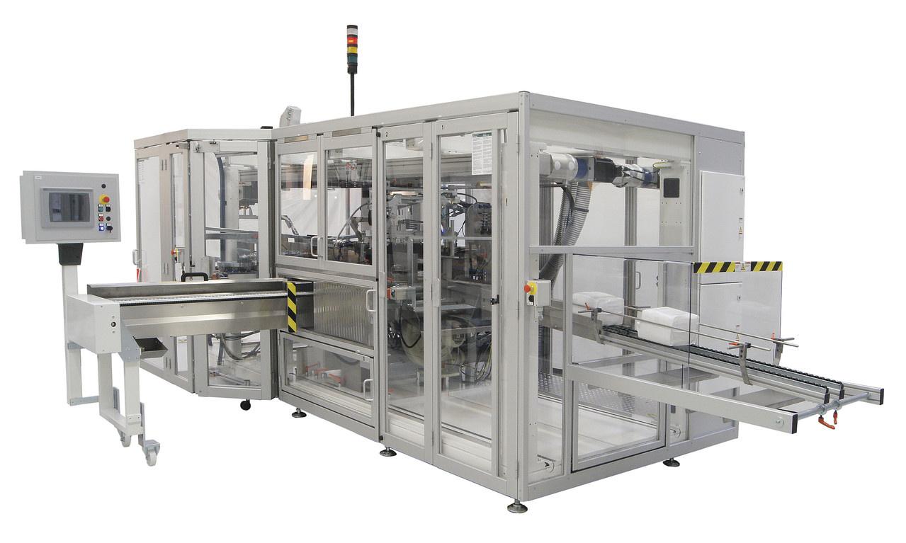 Packaging Machine PAKSIS A6