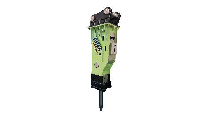 HYDRAULIC BREAKER _ ARES PRIME ULTIMATE LARGE TYPE | Hyd breaker