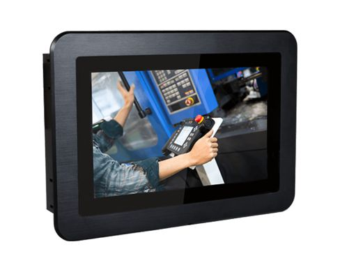 7'' 800x480 TFT LCD Panel with Touch Screen 1x 2.5'' SATA drive bay IP65 Front Panel Protection VESA...