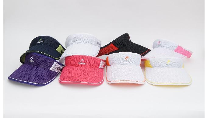 Golf-roll suncap / SUNGGUN CAP