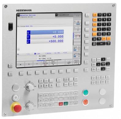 Die TNC 128 ist eine kompakte, vielseitige Streckensteuerung mit drei geregelten Achsen und geregelt...