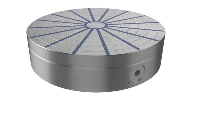MACHINING EFFICIENCY - Walmag magnetic chuck