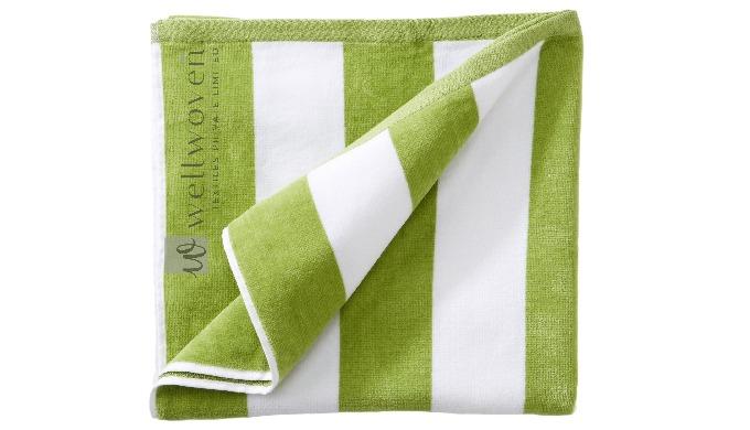 100% Cotton Velor Towel