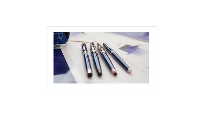 ТОП-5 брендов лучших перьевых ручек для подписания важных документов