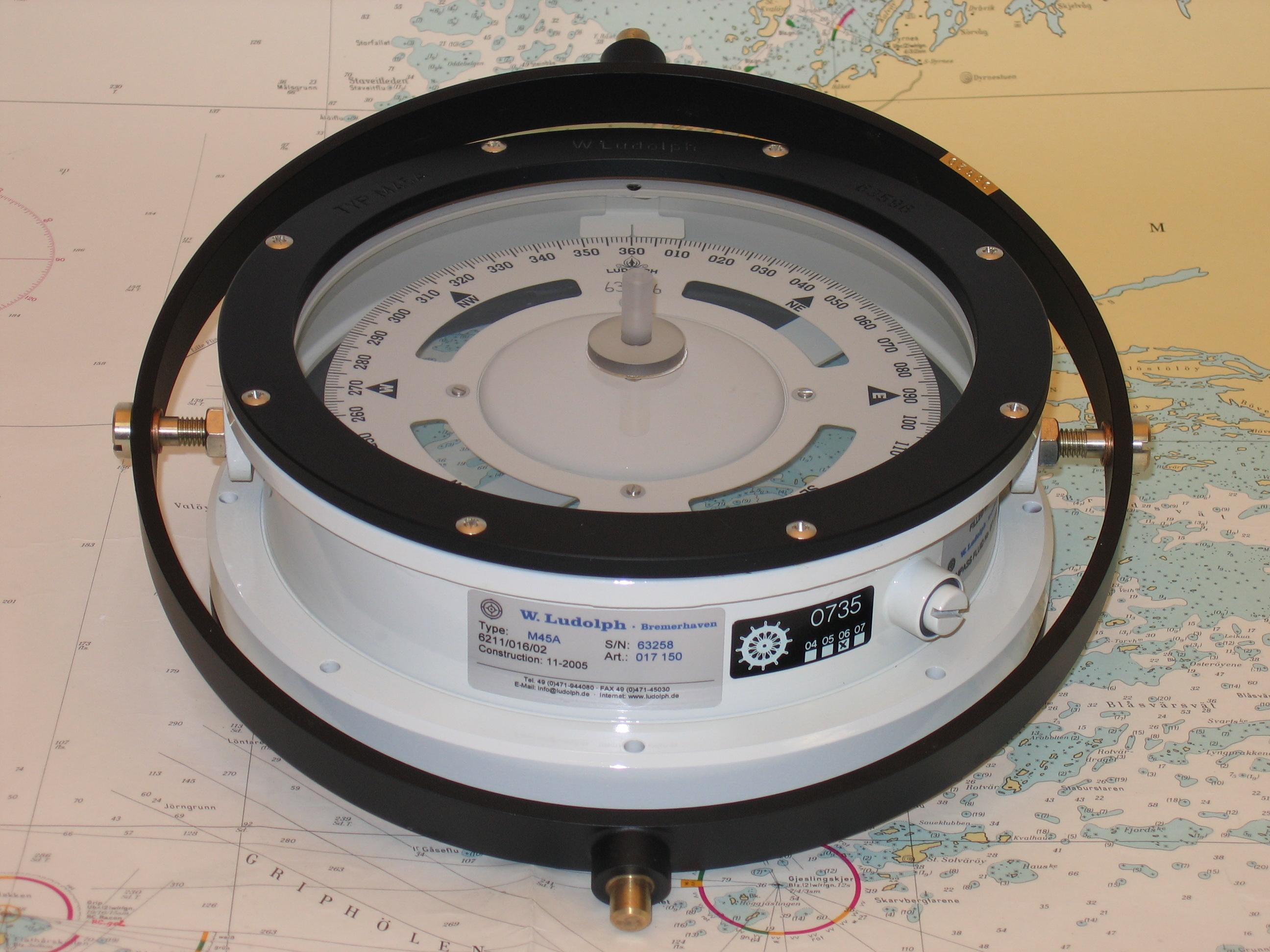Schiffskompass M35A