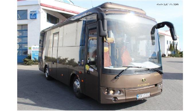 AUTOSAN GEMINI - Малий Міжміський Автобус
