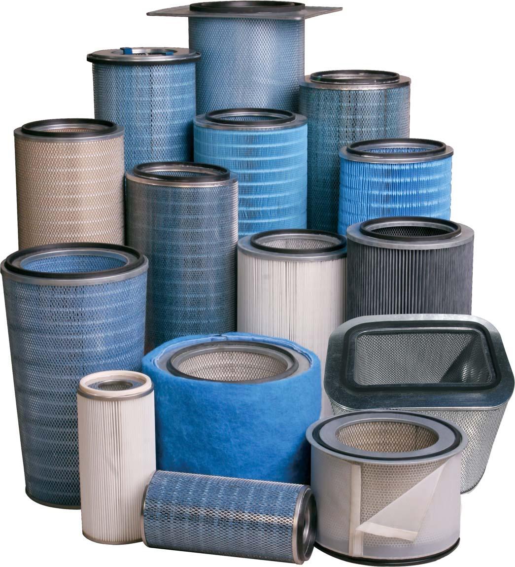 Vzduchové filtry DONALDSON-TORIT