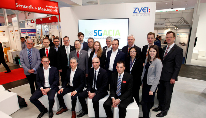 On the Way to Industry 4.0 with 5G—Pepperl+Fuchs is Founding Member of 5G-ACIA
