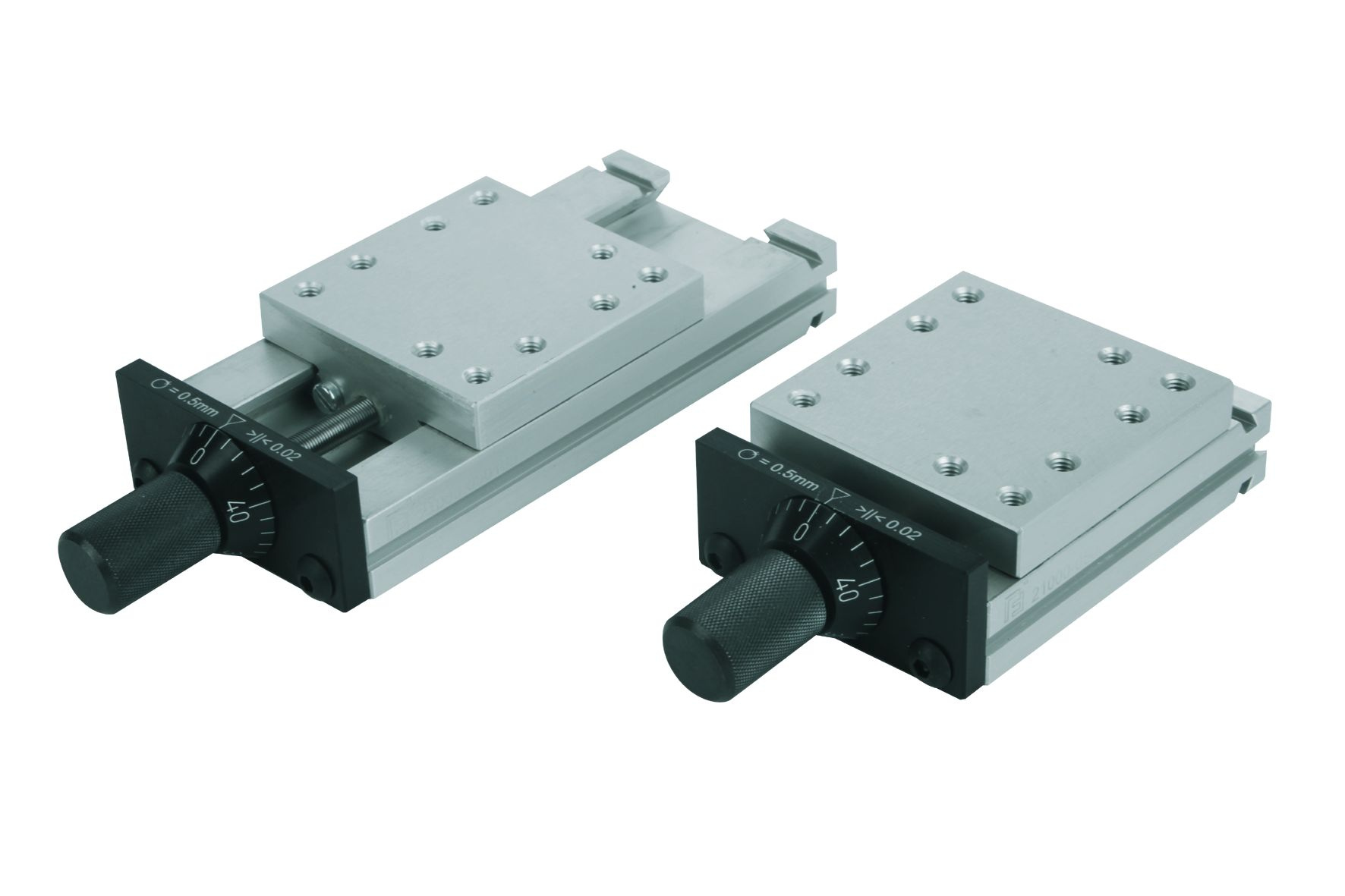 Material: Aluminium EN AW-6063 Note: These precision dovetail slides find use in machine and fixture...