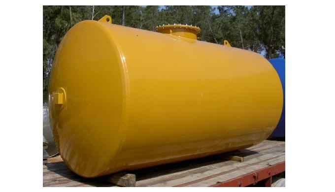 Tanques de armazenamento atmosférico para líquidos combustíveis