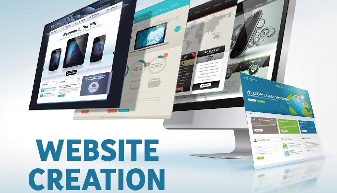 Création de site web pour votre entreprise. Que ce soit un site vitrine, catalogue ou E-commerce.