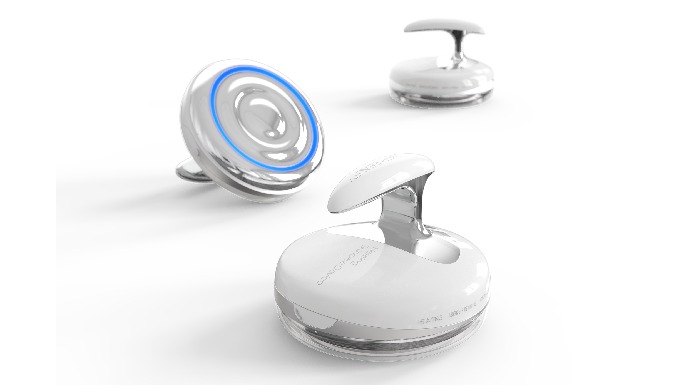 Skin Curling l Home skincare device allowing you to take cosmetic procedures or massage
