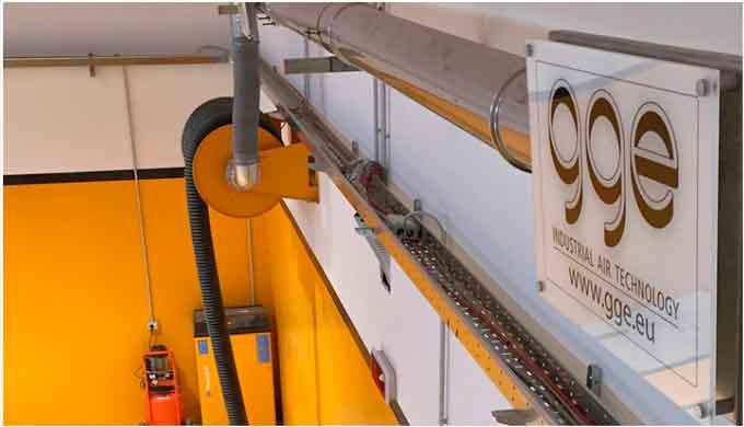 Distribuimos sistemas filtrantes para la depuración de aire contaminado para automoción y otros sect...