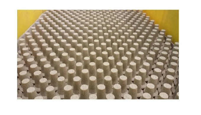 Písková slévárenská jádra a formy