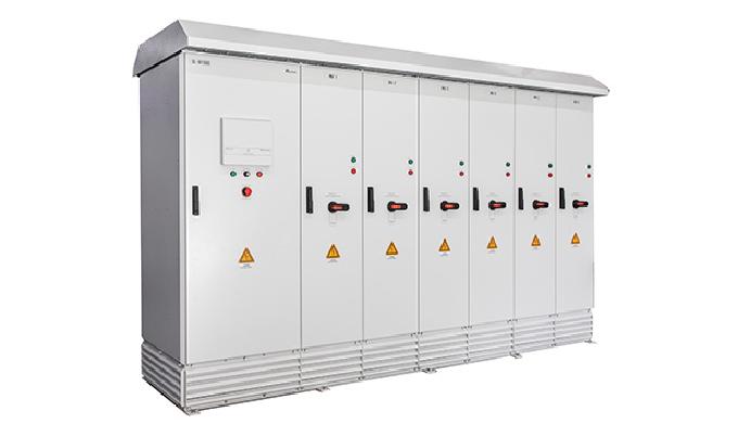 SL-B Series (Photovoltaic Inverter, Solar Inverter)