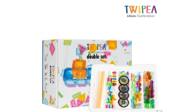 TWIPEA DOUBLE SET (276pcs)
