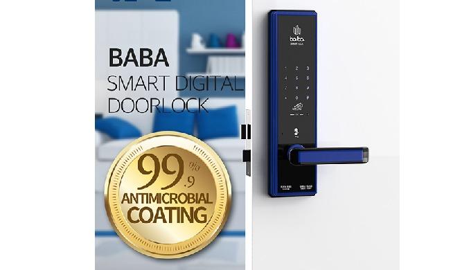 BABA-8200 Smart Door Lock