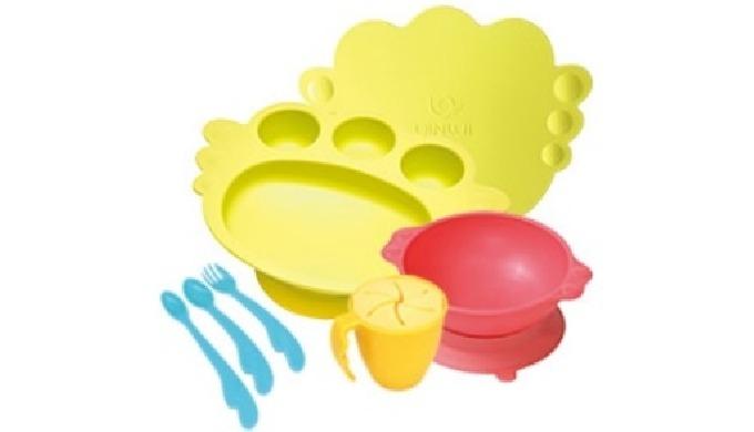 Suction Baby Angel tray gift Box