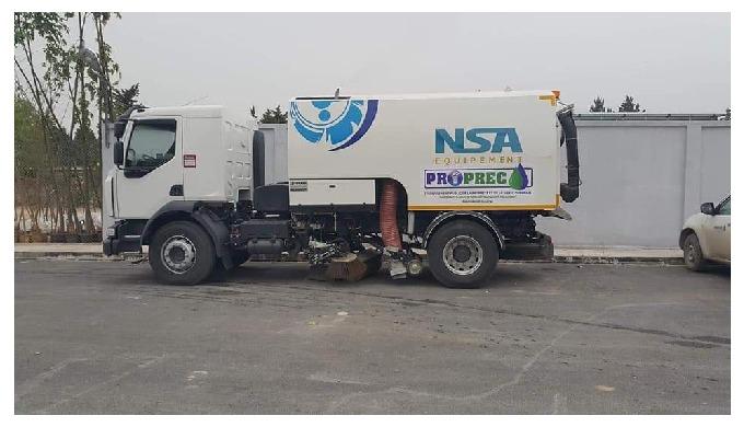NSA Equipements