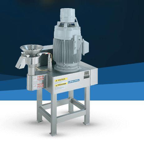 Voici le processeur Comitrol®, modèle 3000 d'Urschel, avec un fonctionnement continu pour une produc...
