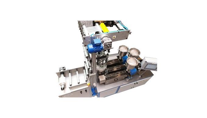 Euro Machinery producerer en Mini ekstruder til test og mindre produktioner. Den lab ekstruder kan t...