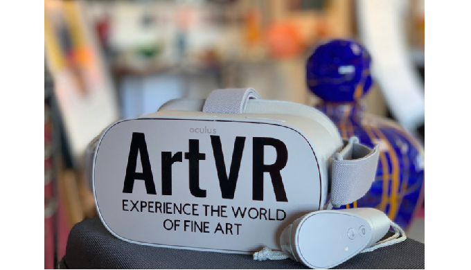 ArtVR LLC is a virtual reality art gallery software company. The company was founded by Phillips Kos...