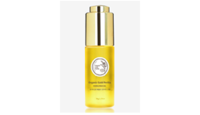 ORGANIC GOLD PERILLA ENRICHED  OIL