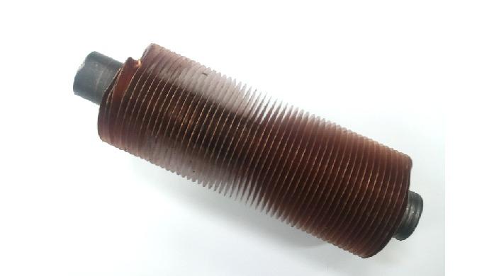 G-FIN (beágyazott bordás) cső