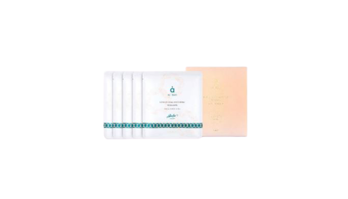 Intensive Cream Moisturizing Facial Mask (5P SET)
