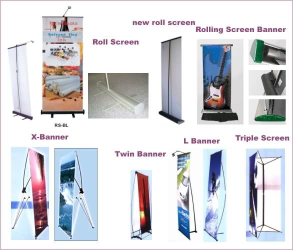 Выставочные мобильные стенды, стенды для рекламы