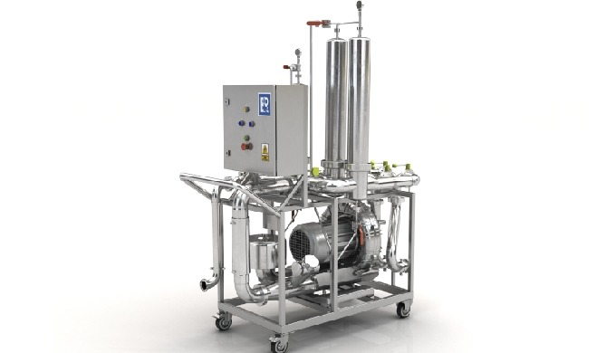 These systems are used in the fruit juice, milk and pharmaceutical industries. For new tanks we offe...