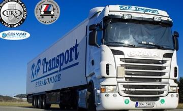 Mezinárodní silniční autodoprava (TIR) - specializace na Itálii