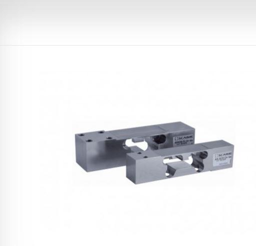 Capteur pesage appui central inox AXL, AXH