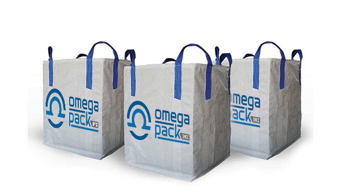 Jumbo bags are typically made from woven polypropylene. The sizes can be custom made specifically fo...