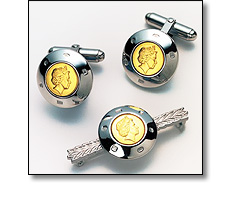 Corporate jewellery to includeCufflinksEar ringsLong serice awardsbelt buckles etc..