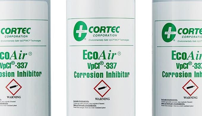 Cortec VPCI 337 is a market leading rust inhibitor spray formula. Ein Teil der Ecofog®-Reihe biologi...