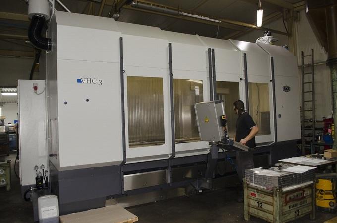 CNC frézování kovů na frézovacím centru - Domažlice
