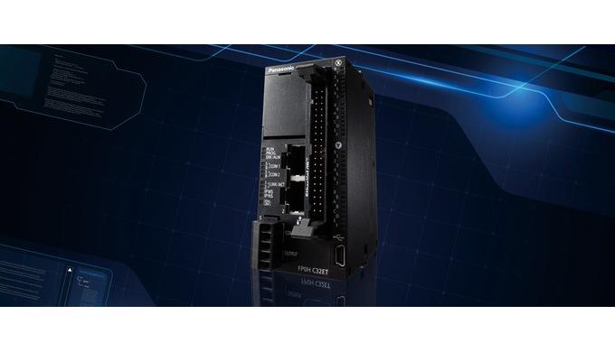 FP0H - miniaturní PLC se dvěma ethernetovými porty